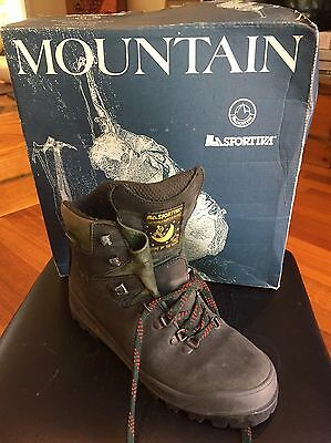 la sportiva pacific crest boots size 41 - serious hiking/mountaineering