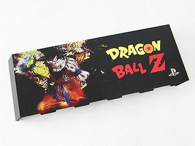 Playstation 4 Faceplate ''dragon Ball Z''