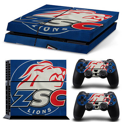 Playstation 4 Skin ''ZSC LIONS'' - X-MAS SALE!!!