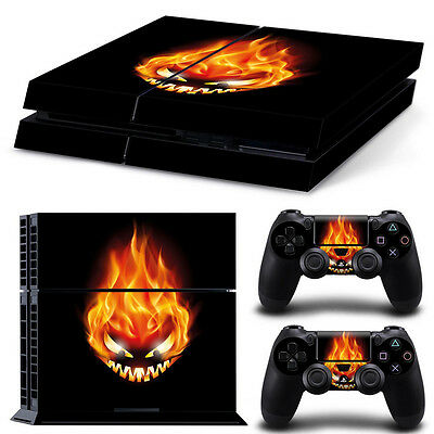 Playstation 4 Skin ''FLAME'' - X-MAS SALE!!!