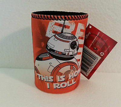 Star Wars Can Coolers Bb-8 Droid The Force Awakens Robots Sci Fi