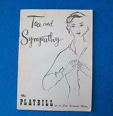Ten Playbills from the 1950s incl: Kiss Me Kate, King Lear, Tea and Sympathy
