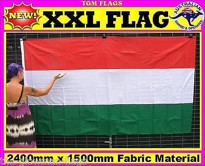 Hungary flag Hungarian flag for house wall pole sports event man woman cave