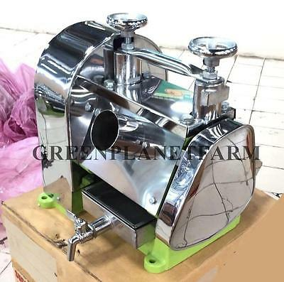 Sugar Cane Juicer Machine Mill Extractor Press Guarapo Manual Electric Gpf-2