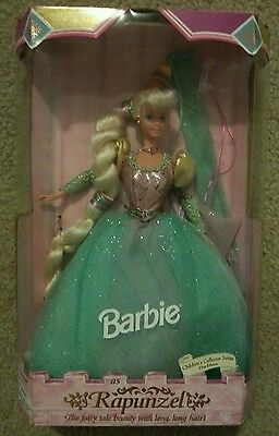 Barbie as Rapunzel 1994 Children's Collector Series First Edition