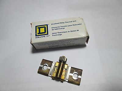 Nib Square D B5.50 Overload Relay Thermal Unit