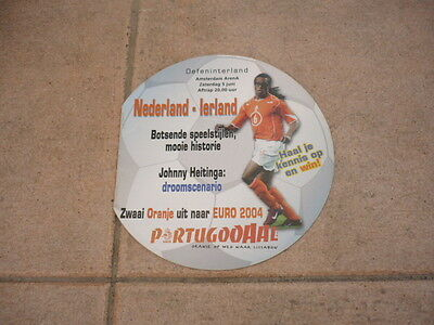NETHERLANDS-HOLLAND 2004 International vs REP.IRELAND-EIRE@Amsterdam