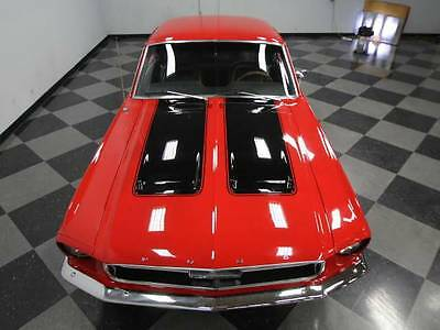 1967 Ford Mustang  1967 Ford Mustang Coupe. Absolutely stunning. Absolutely Beautiful.