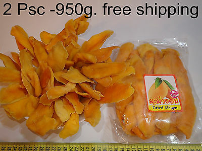 MANGO DRIED BIG SIZE-AAA. FROM THAILAND 500g