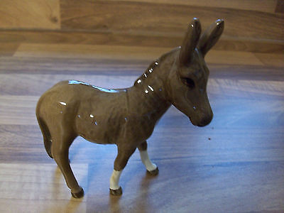 Beswick Small Donkey ~ Excellent Condition