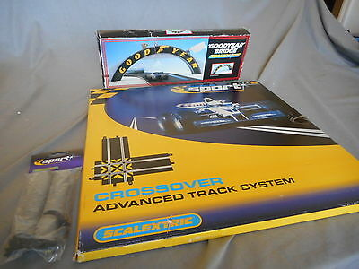 Scalextric Track Accessories & Crossover