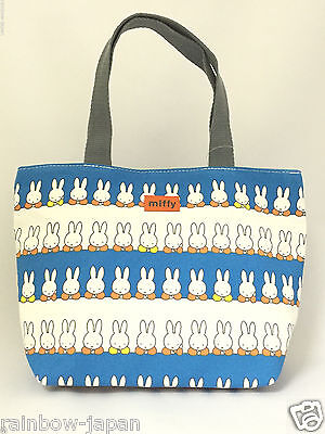 Miffy Canvas Tote Bag Lunch Bag For Lunch Bag Bento Box Kawaii From Japan