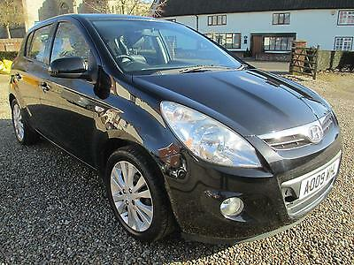 2009 Hyundai i20 1.4 Style 5 Door Hatchback Manual