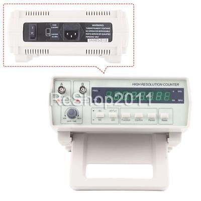 VC3165 Radio Frequency Counter RF Meter 0.01Hz~2.4GHz Professional Tester UK