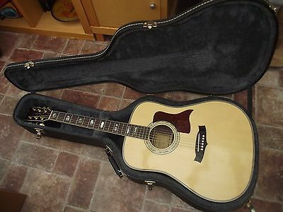 Tanglewood Tw 1000B Electro Acoustic With Hardcase