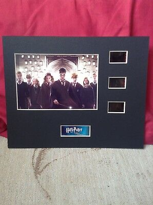 Harry Potter and the Order of the Phoenix  10 x 8 film cell display