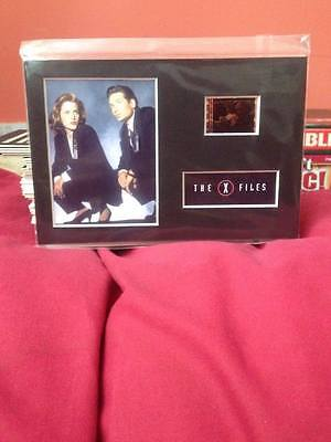 x files 6x4 film cell display