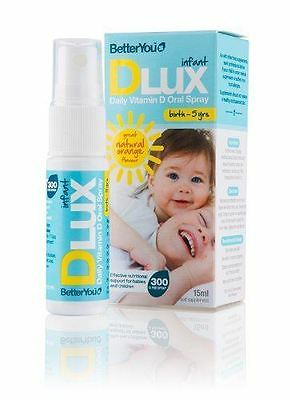 Better You D Lux Infant Vitamin D Oral Spray 15ml