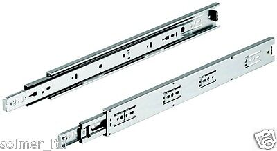 Accuride 3832DH Ball Bearing Full Extension Drawer Runners / Heavy Duty Slide