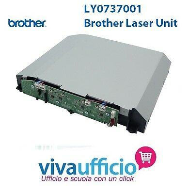 LY0737001 Brother Laser Unit Originale per Brother MFC-9465, DCP-9270