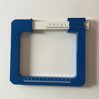 Double Glazing Measuring Tool UPVC Repairs Glass Gauge Thickness