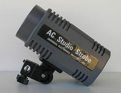 Used AC Studio Strobe SLS-4001ML with Power Cord, Sync Cord in a Bag