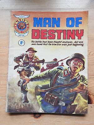 Lion Picture Library #56 - Man of Destiny