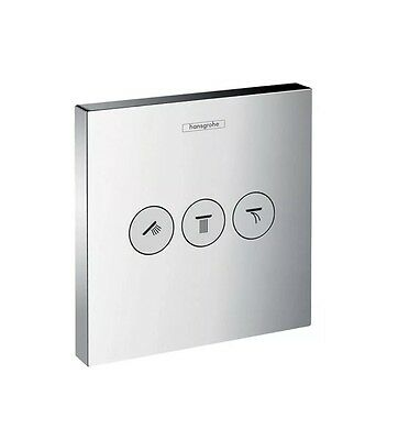 HANSGROHE SHOWER SELECT Valve 3 Outlet - 15764000