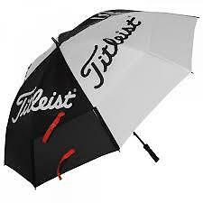 Titleist Gustbuster Double Canopy Umbrella