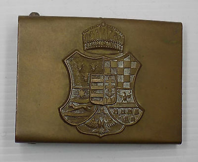 WW1 Austro-Hungarian Horvath Belt Buckle
