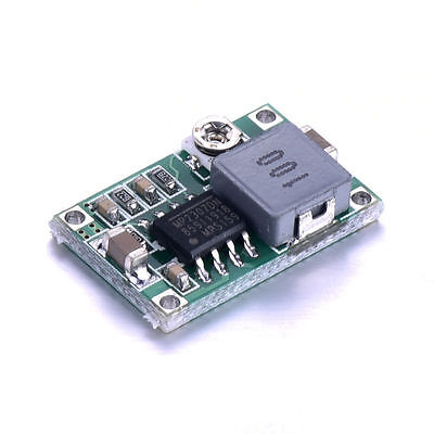 10Stk Mini-360 DC-DC 4.75V-23V to 1V-17V Buck Converter Step Down Power Module