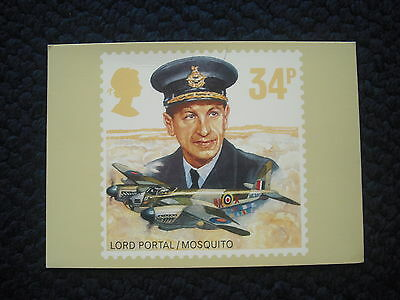 Postcard Lord Portal/mosquito - Post Office