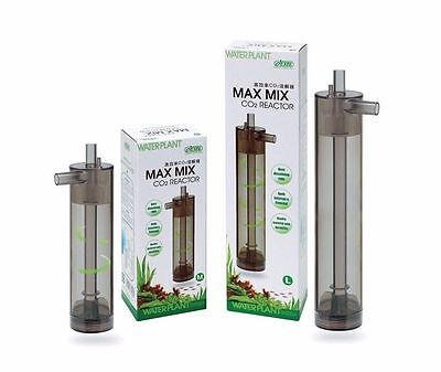 Ista Max Mix CO2 Reactor Diffuser Equipment Aquatic Plant Moss Aquarium Tanks