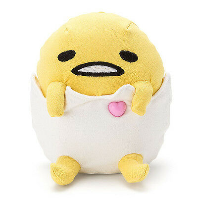 Gudetama Egg Plush Doll Lovely ❤ Sanrio Japan