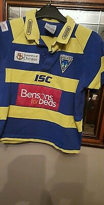Warrington Wolves Rugby shirt