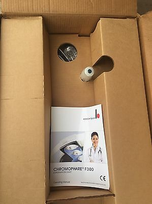 BNIB Berchtold Chromophare F300 LED Exam/Surgical Light