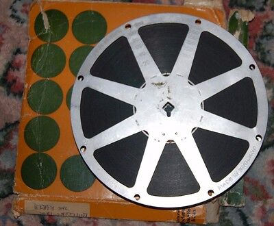 VINTAGE 16mm SOUND FILM. 1957 BUILDING FROM THE EARTH.