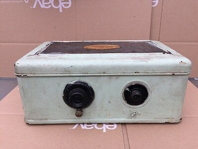 Vintage Antique Atwater Kent Model 40 Early AC Radio Receiver Tube