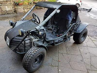 Buggy GSXR 1100cc project with MOT *NO RESERVE*