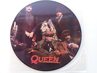 "Queen - A Kind Of Magic- UK 1986 12"" picture disc EP"