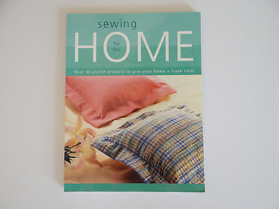 Sewing for the home 50 projects for the home - book