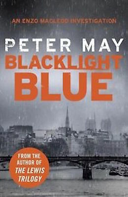 Peter May __ Blacklight Blue __ Brand New __ Freepost Uk