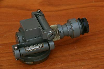 Vintage Military Theodolite. Made by  Cooke, Troughton & Simms Tavistock.