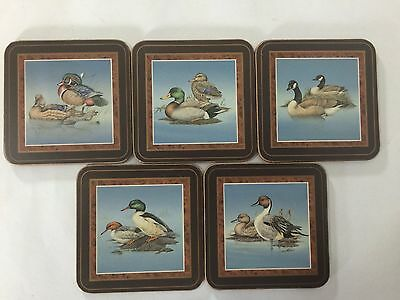 Vintage Pimpernel Coasters - Set of 5