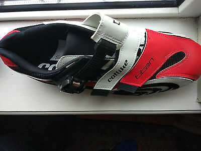 Catlike Titan cycling shoes (size 11/45) + SHIMANO M520 SPD Pedal + cleats
