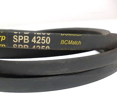V BELT / WEDGE BELT SPB1900   16.3mm x 13mm