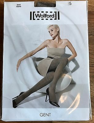 ++WOLFORD++ Brand New & Unopened patterned tights. size SMALL
