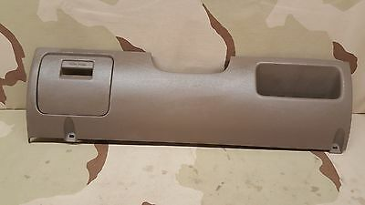 ford f150 bronco dash trim heater ac climate 92 96 gray f250 f350 92 96 oem ford f150 f250 f350 mocha tan lower dash fuse panel trim cover