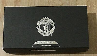 BRAND NEW Manchester United Official Merchandise Glasses Case!