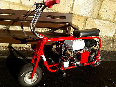 1968/69 Aley Chimp Minibike Classic Vintage Project